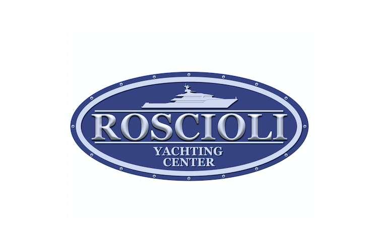 Roscioli Yacthing Center logo on a white background