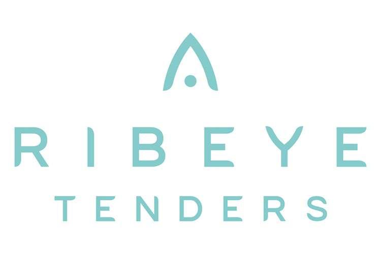 Ribeye Boats logo on a white background