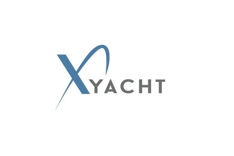 XYacht logo on a white background