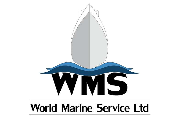 World Marine Service Limited logo on a white background
