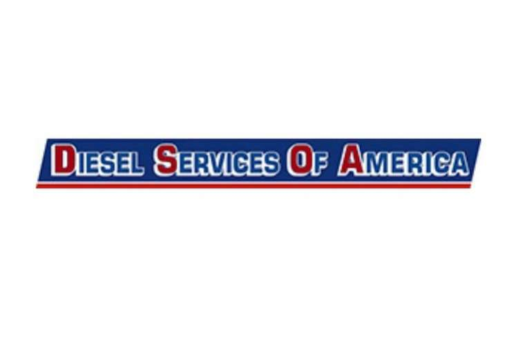 Diesel Services of America logo on a white background