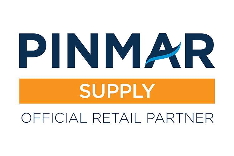 Pinmar Supply Official Retail Partner logo on a white background