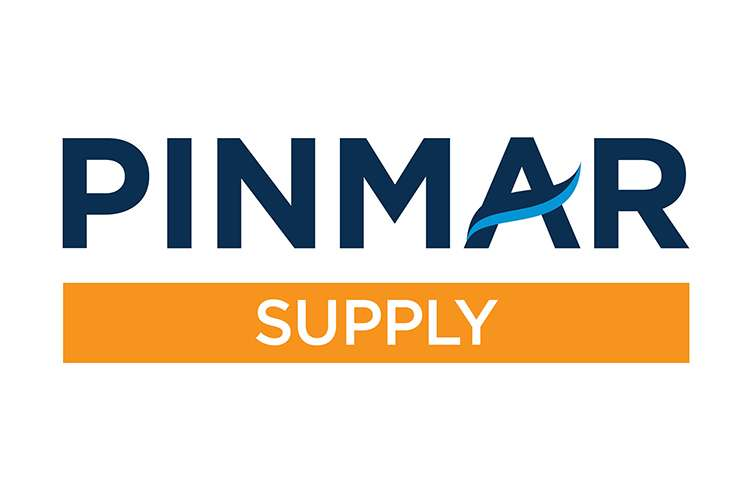 Pinmar Supply logo on a white background