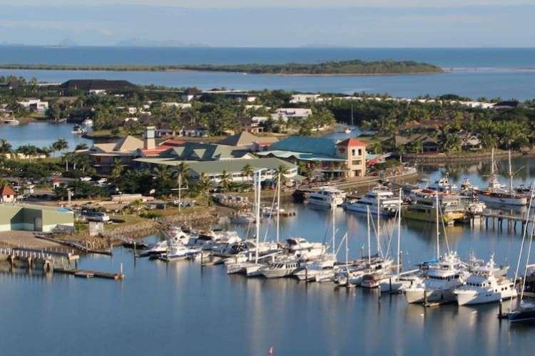 Image of Fiji Port Denarau