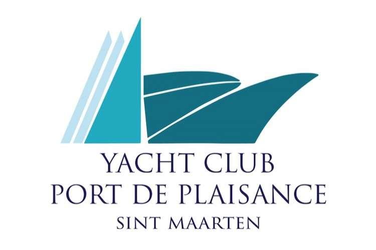 Yacht Club Port de Plaisance logo on a white background