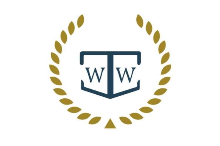 TWW Yachts logo on a white background