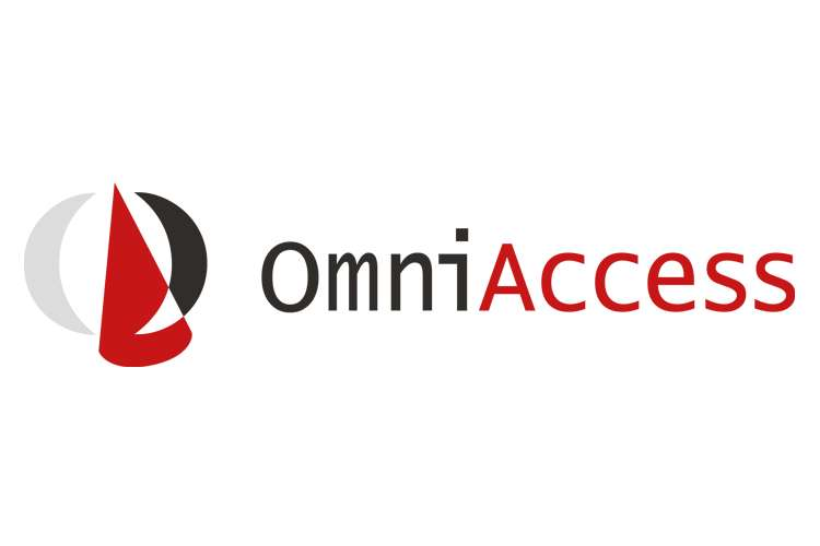 Omniaccess logo on a white background
