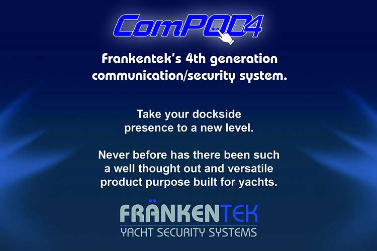 ComPod4 Fränkentek's 4th generation communication/security system