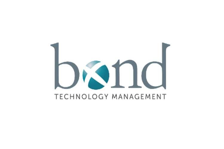Bond Technology Management logo on a white background.