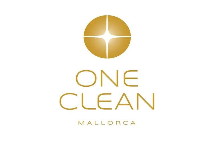 One Clean Mallorca logo on a white background