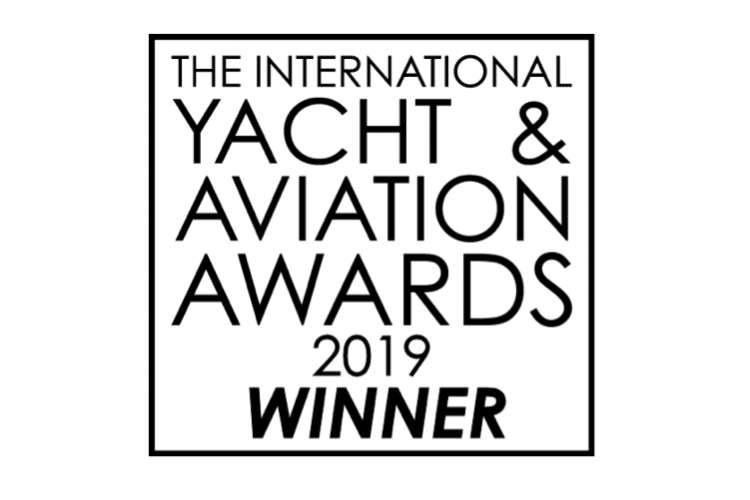The international Yacht & Aviation Awards 2019 Winner