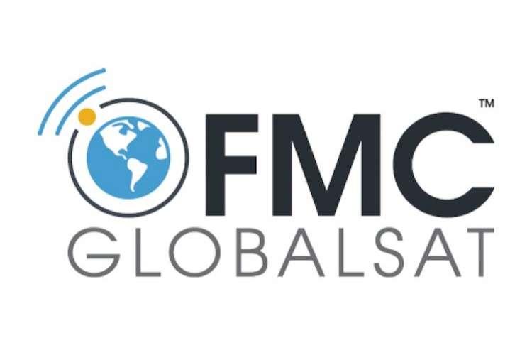 FMC Globalsat logo on a white background