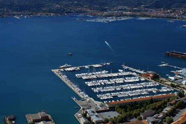 Image of La Spezia port