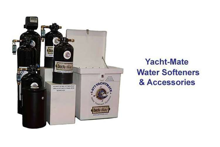 Yacht-Mate Water Softeners & Accessories