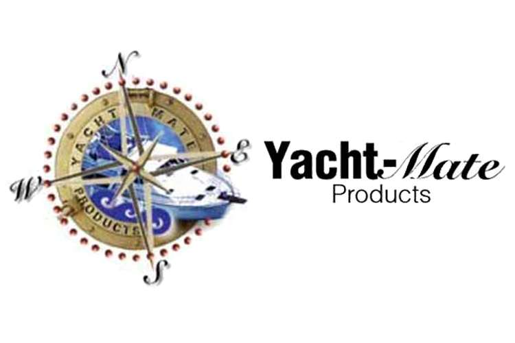 Yacht-Mate Products logo on a white background