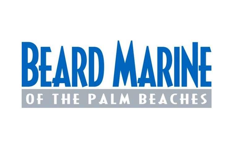 Beard Marine of the Palm Beaches logo on a white background.