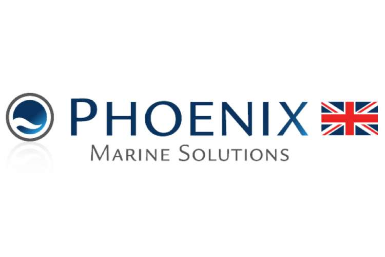 Phoenix Marine Solutions logo on a white background