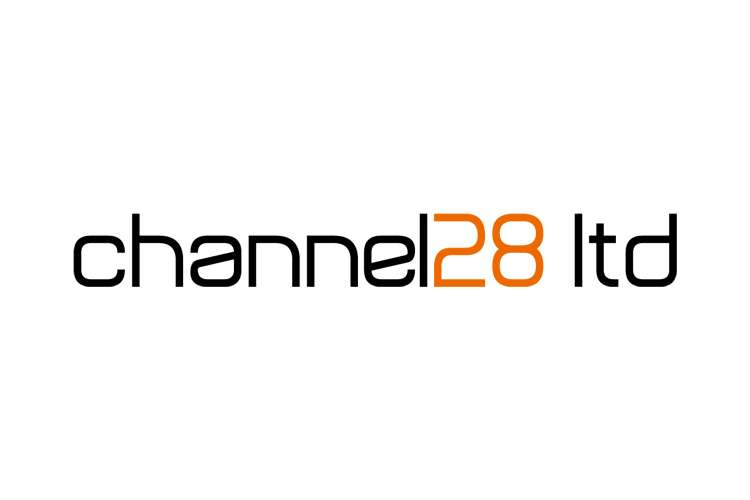 Channel28 Ltd logo on a white background.