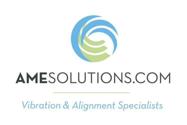 AMESolutions logo on a white background