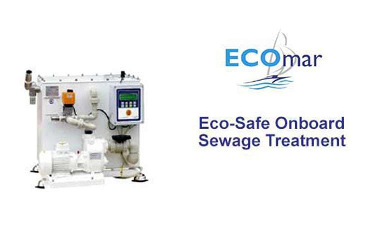 Eco-Safe Onboard sewage treatment equipment
