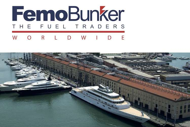 Femo Bunker   Superyacht fuel and lubes   YACHTNEEDS