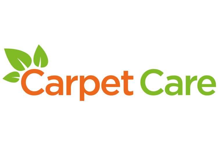 Carpet Care logo on a white background