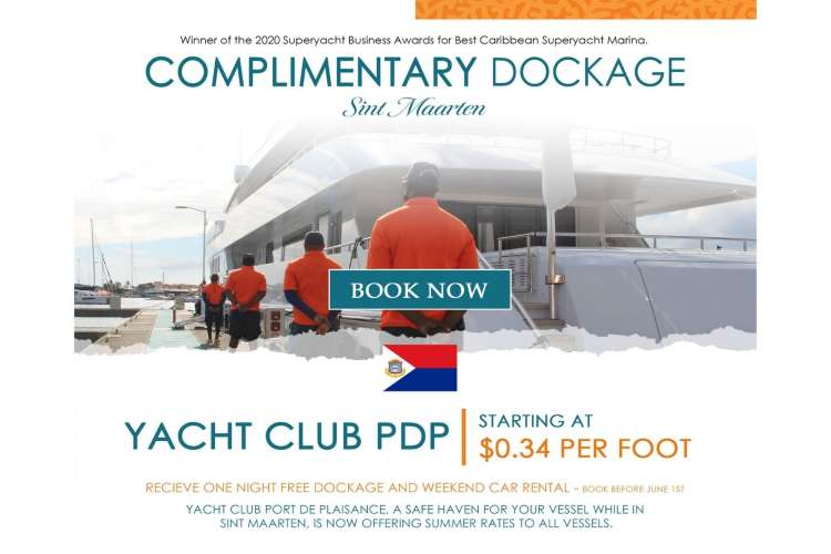 Complimentary dockage