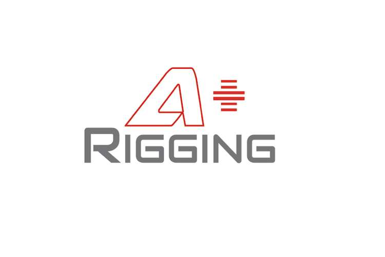A+Rigging logo on a white background.