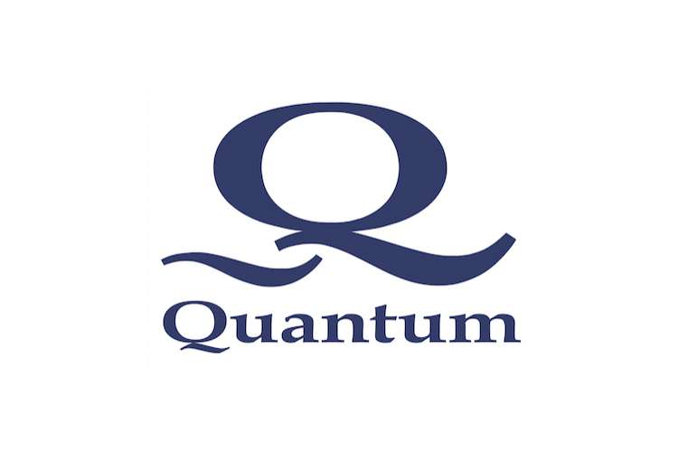 Quantum Marine Stabilizer logo on a white background