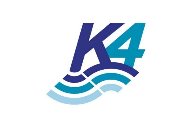 K4 Mobility logo on a white background
